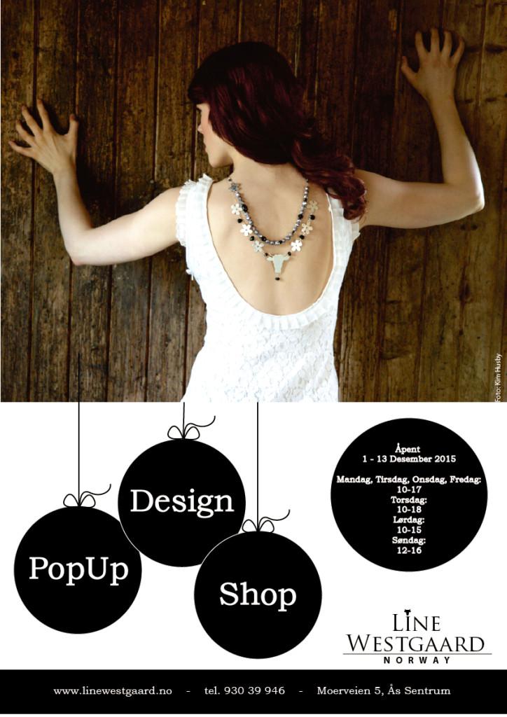 pop up design butikk