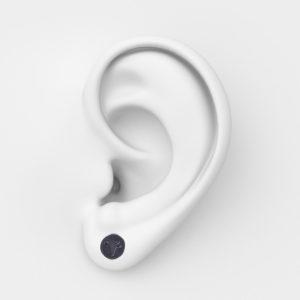 white ear