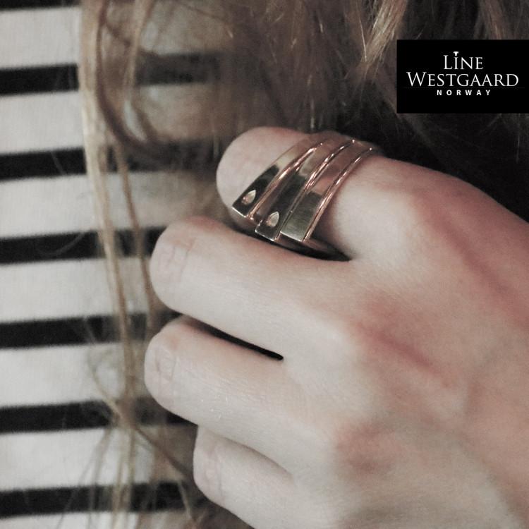 smykker ring design