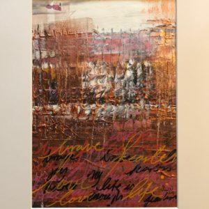 Maleri av Line Westgaard